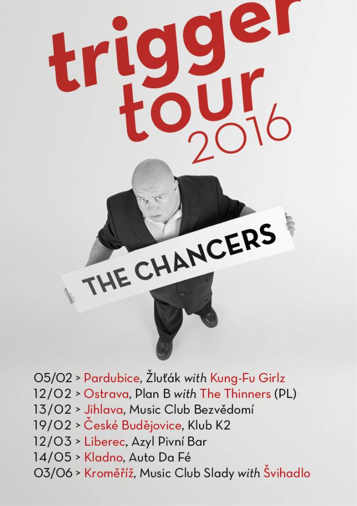 Trigger Tour 2016
