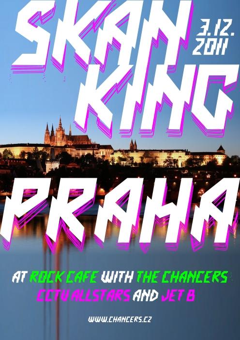 Skanking Praha